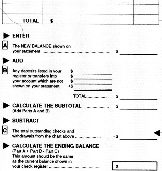 Worksheet Free Printable Balancing Checkbook Worksheets how to balance a checkbook worksheets free library 17 best ideas about check register on pinterest checkbook